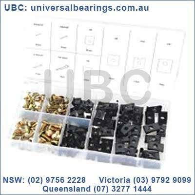 speed nut grab kit 170 piece ubc