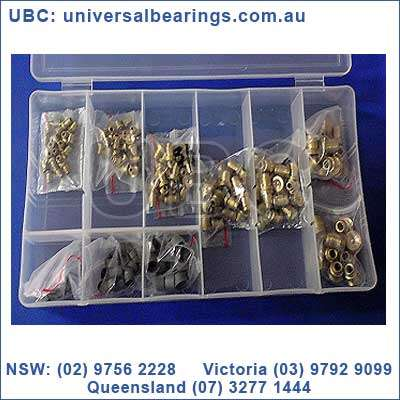 v nipple and plug kit 110 piece ubc