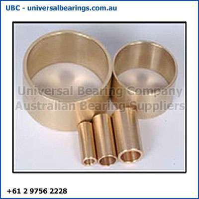 LG2 bronze pre machined bushes