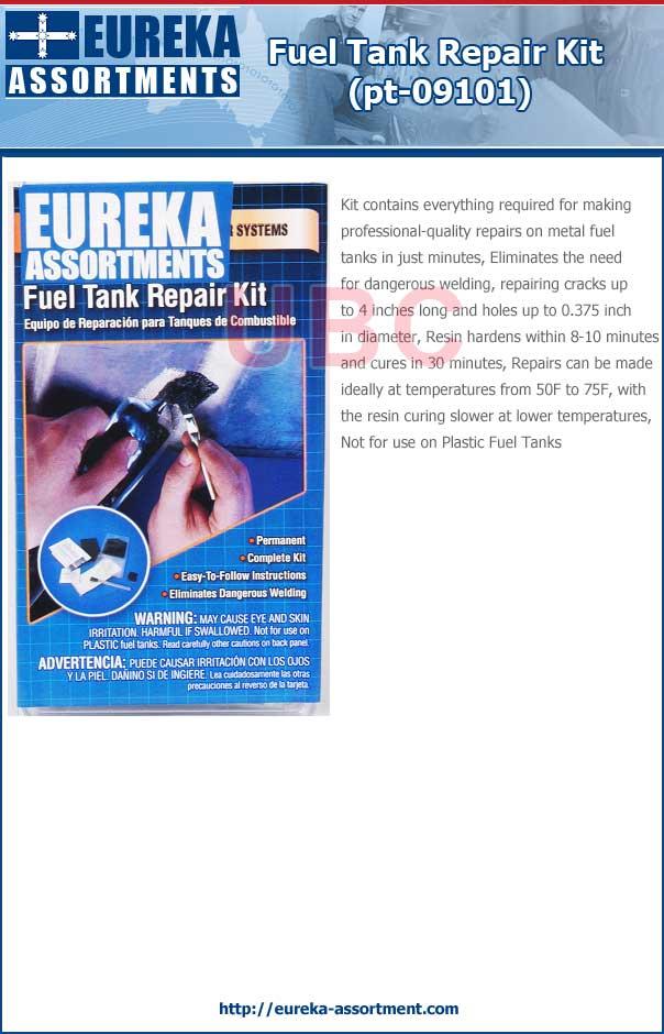 fuel tank repair kit pt-09101