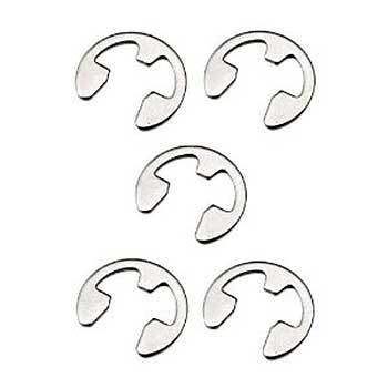 Stainless Steel E Clips